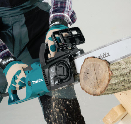 Best makita electric chainsaw the cutting professionals greentooth Choice Image