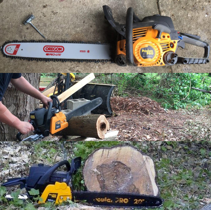Poulan Pro Chainsaw Reviews The Cutting Professionals