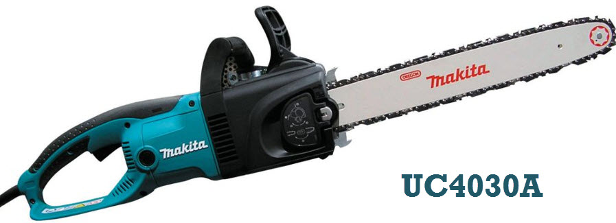 Best makita electric chainsaw the cutting professionals makita uc4030a electric chainsaw greentooth Images