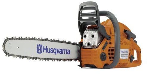 "Husqvarna 455 Rancher 20"" Gas-Powered Chain Saw"