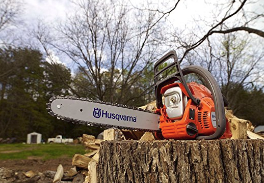 Husqvarna 240 2 HP Chainsaw 16-Inch gas chainsaw