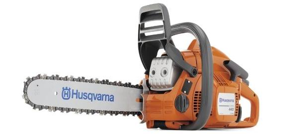 Husqvarna 440E 16 Inch 40.9cc 2-Stroke Gas Chainsaw