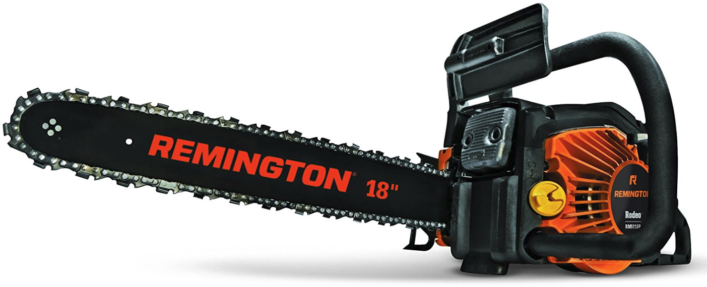 Remington RM5118R Rodeo 51cc Gas Chainsaw