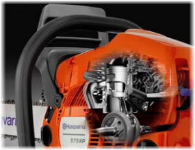 chainsaw engine size