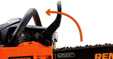 chainsaw guide bar
