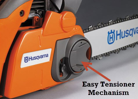 tool-less chain tensioner