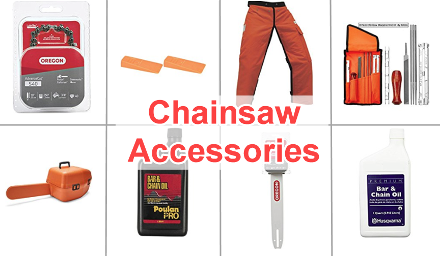 Top 5 Most Useful Chainsaw Accessories